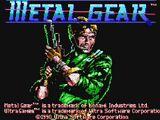 Theme of Tara - Metal Gear