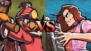 "KING DEDEDE vs. ""WEIRD AL"" YANKOVIC"