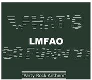 Pary rock anthem
