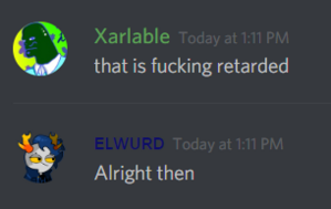 That is fucking retarded