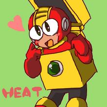 Heatman by pik ya