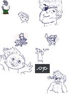 Siiva doodles