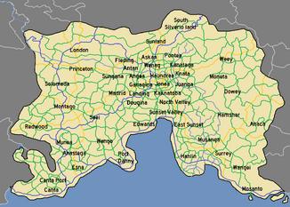 Soldina roadmap towns