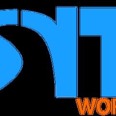 SNT World logo.