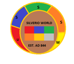 Silverio World coat of arms