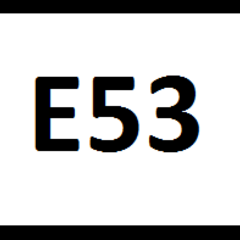 Secondary highway sign.
