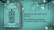 Kerstin Gier, Silber ‒ Das zweite Buch der Träume