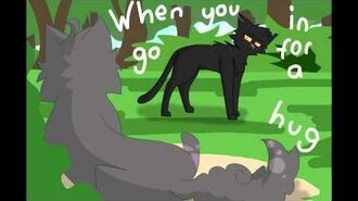 Cinderpelt PMV - Blame it on the Rain l CINDERPELT DID HAVE CRUSH ON FIRESTAR JUST SO YOU KNOW!