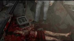 Cynthia's Death Silent Hill 4