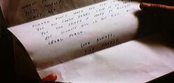 Christopher's note