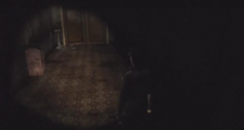 Theater dark hallways