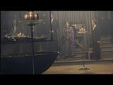 Alice Krige in the scene with Alessa's burning