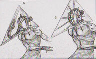 Pyramid head interior 2