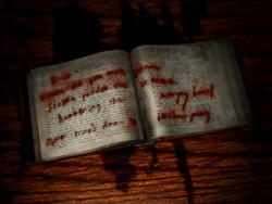 Silent Hill memo - 5-00