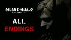 Silent Hill 2 - All Ending