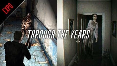 Silent Hill Through the Years