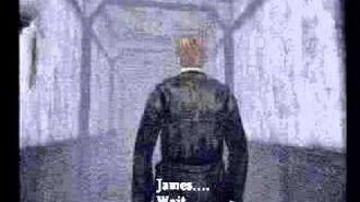 Silent Hill 2 - Conversation