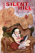 Silent Hill - Dead-Alive Issue no 1 - Cover D