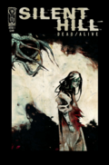 Silent Hill - Dead-Alive Issue no 1 - Cover A