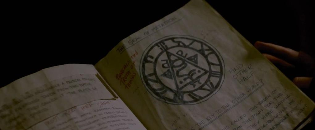 Seal Of Metatron Silent Hill Wiki Fandom Powered By Wikia