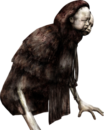 silent hill 4 baby monster