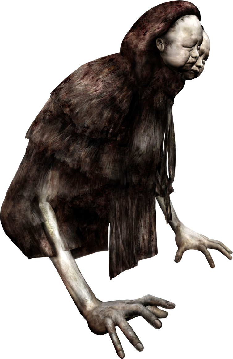 silent hill 3 monsters explained
