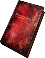 "Book: ""Crimson Ceremony"""