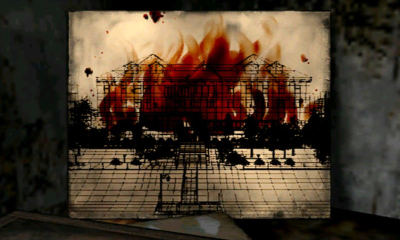 Image result for burning man silent hill