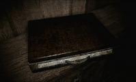 SH2 Room 204 Key Briefcase