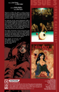 Silent Hill - Dead-Alive Issue no 3 - Credits