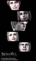 Silent Hill pachislot wallpaper - Characters - 480x800