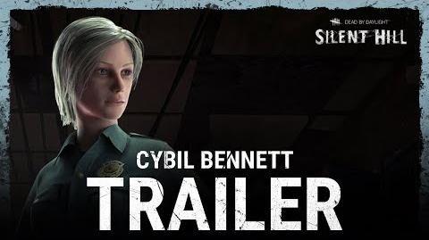 Dead by Daylight Silent Hill Cybil Bennett Trailer-1