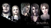 Silent Hill pachislot wallpaper - Characters - 1280x720