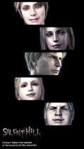 Silent Hill pachislot wallpaper - Characters - 720x1280