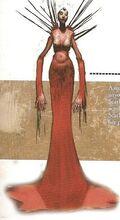 Scarlet render