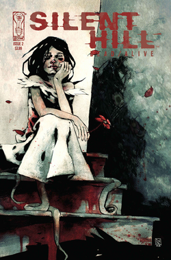 Silent Hill - Dead-Alive Issue no 2 - Cover A