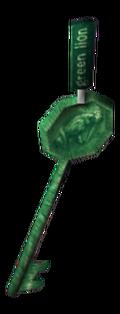 GreenLionKey