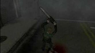 Silent hill 2 - James screaming