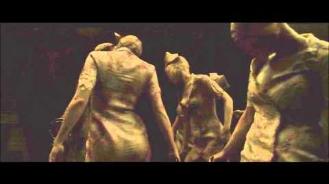 Silent Hill - Nurse's scene