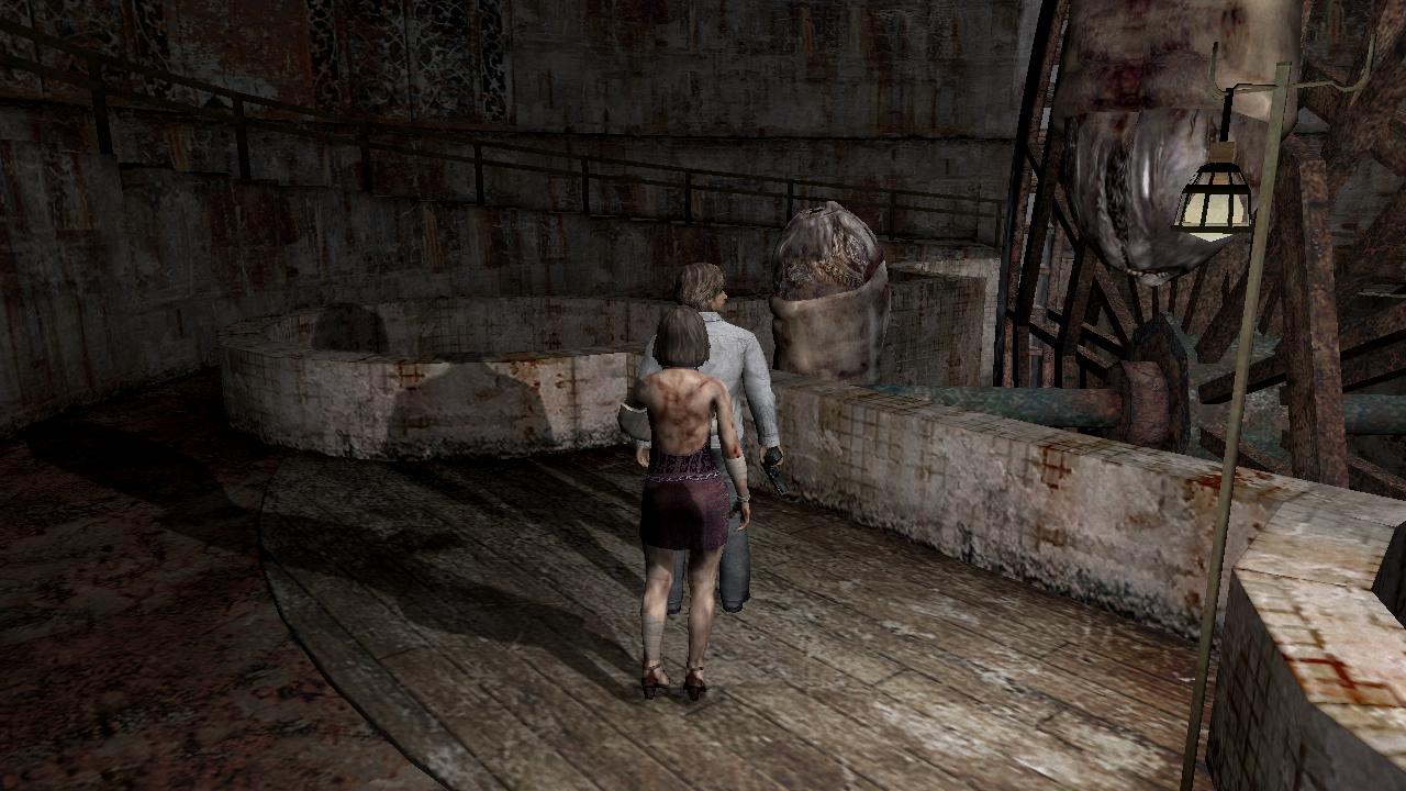 Silent Hill 4 Concept Art