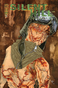Silent Hill - Dead-Alive Issue no 4 - Cover B