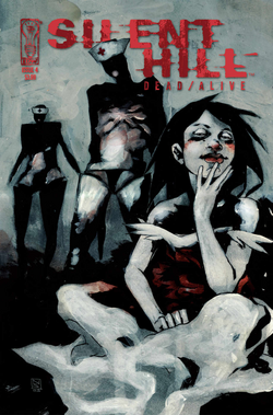 Silent Hill - Dead-Alive Issue no 4 - Cover A