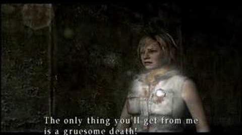 Silent Hill 3 - Boss Leonard