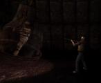 Silent Hill Origins Momma boss fight