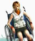 Heather wheelchair