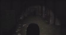 Travis inside Cedar Grove Sanitarium