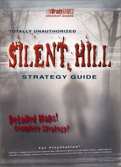 Totally Unauthorized Silent Hill Strategy Guide - cover