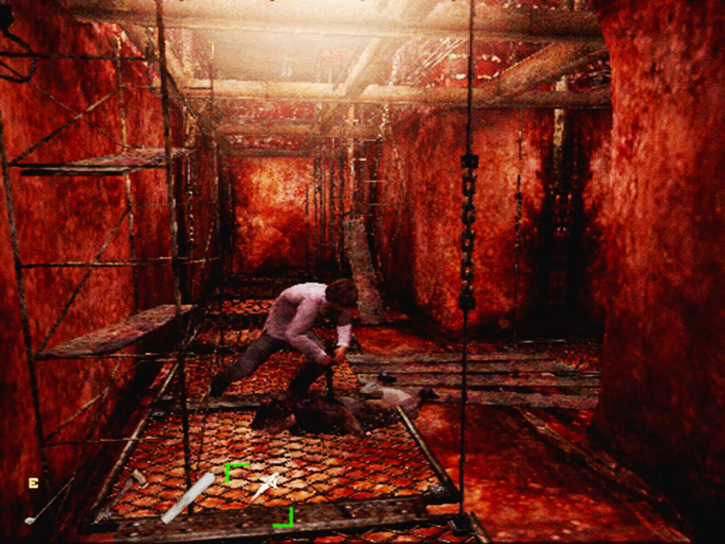 Silent hill shattered memories in the forest - 4 4
