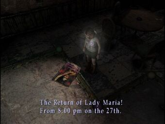 Maria Silent Hill Wiki Fandom