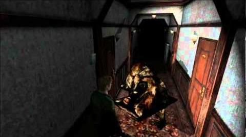 Silent Hill 2 - Man Crying In Hotel